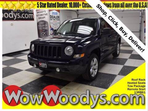 2013 Jeep Patriot for sale at WOODY'S AUTOMOTIVE GROUP in Chillicothe MO