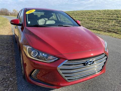 2017 Hyundai Elantra for sale at Mr. Car LLC in Brentwood MD