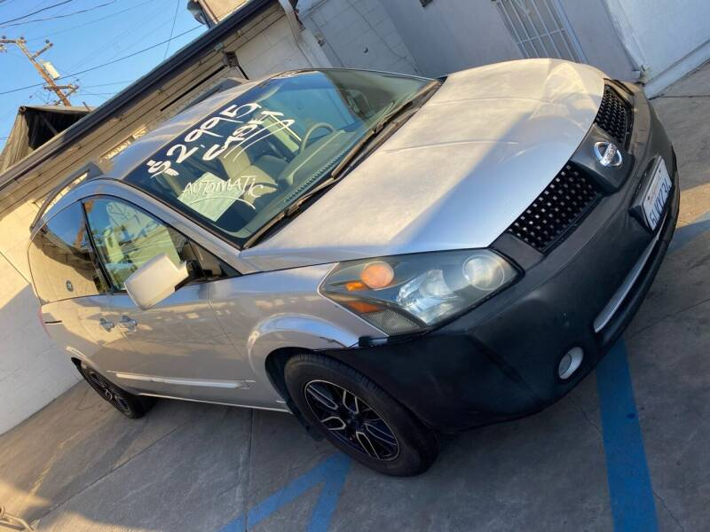 2005 Nissan Quest for sale at Olympic Motors in Los Angeles CA