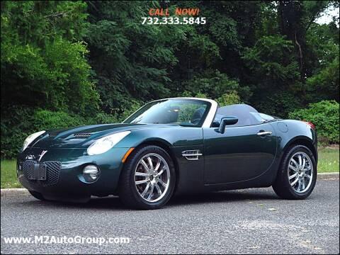 2006 Pontiac Solstice for sale at M2 Auto Group Llc. EAST BRUNSWICK in East Brunswick NJ