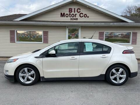 2014 Chevrolet Volt for sale at Bic Motors in Jackson MO