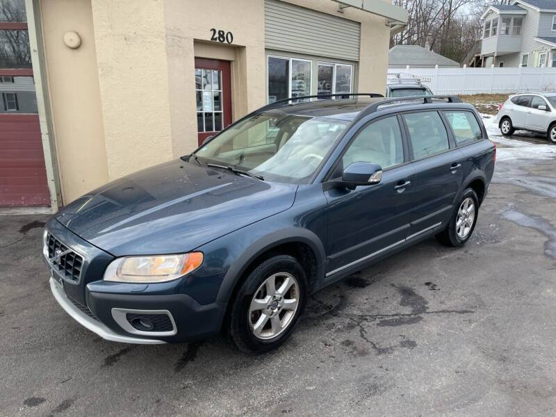 2009 Volvo XC70 for sale at Autowright Motor Co. in West Boylston MA