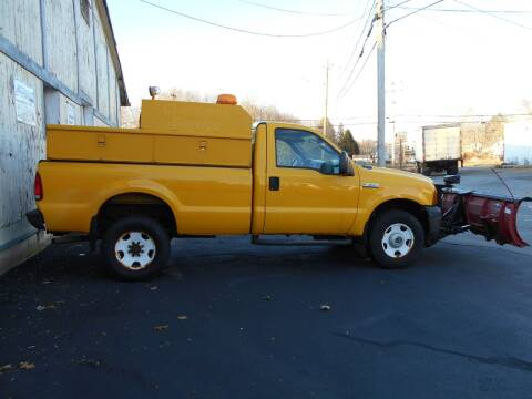 2006 Ford F-350 Super Duty for sale at Happy Bear Auto Sales & Service in Taunton MA