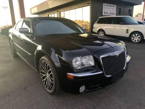 2010 Chrysler 300 for sale at JQ Motorsports East in Tucson AZ