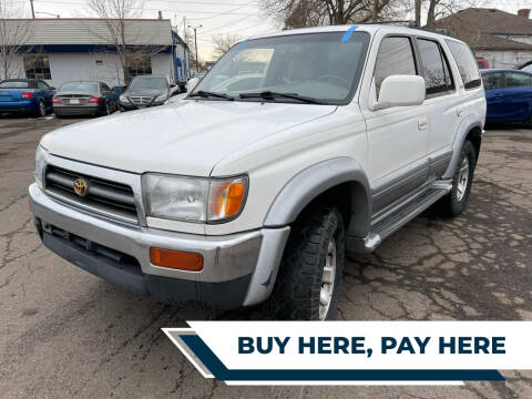 1998 Toyota 4Runner for sale at Mister Auto in Lakewood CO