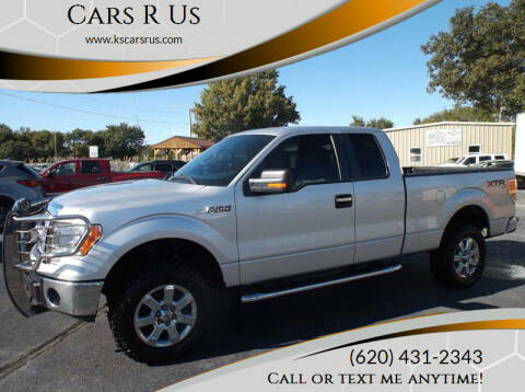 2013 Ford F-150 for sale at Cars R Us in Chanute KS