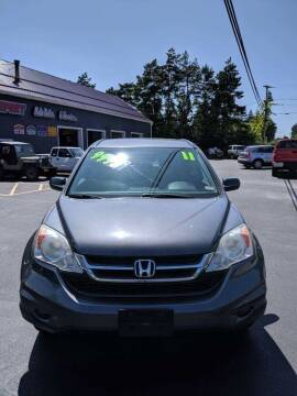2011 Honda CR-V for sale at GASPORT AUTO SALES AND SERVICE,INC in Gasport NY