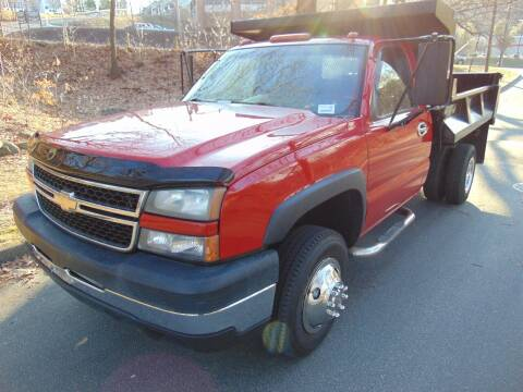 2006 Chevrolet Silverado 3500 for sale at LA Motors in Waterbury CT