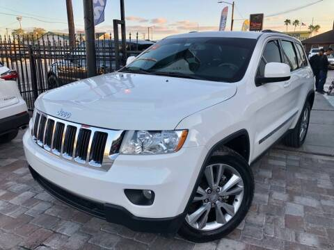 2012 Jeep Grand Cherokee for sale at Unique Motors of Tampa in Tampa FL