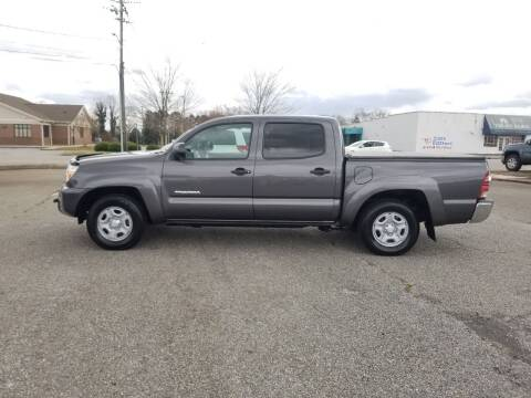 2013 Toyota Tacoma for sale at 4M Auto Sales | 828-327-6688 | 4Mautos.com in Hickory NC