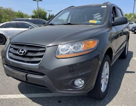 2010 Hyundai Santa Fe for sale at Primary Motors Inc in Commack NY