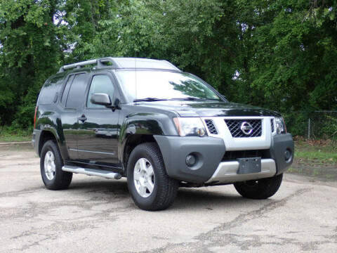 2012 Nissan Xterra for sale at The Auto Depot in Raleigh NC