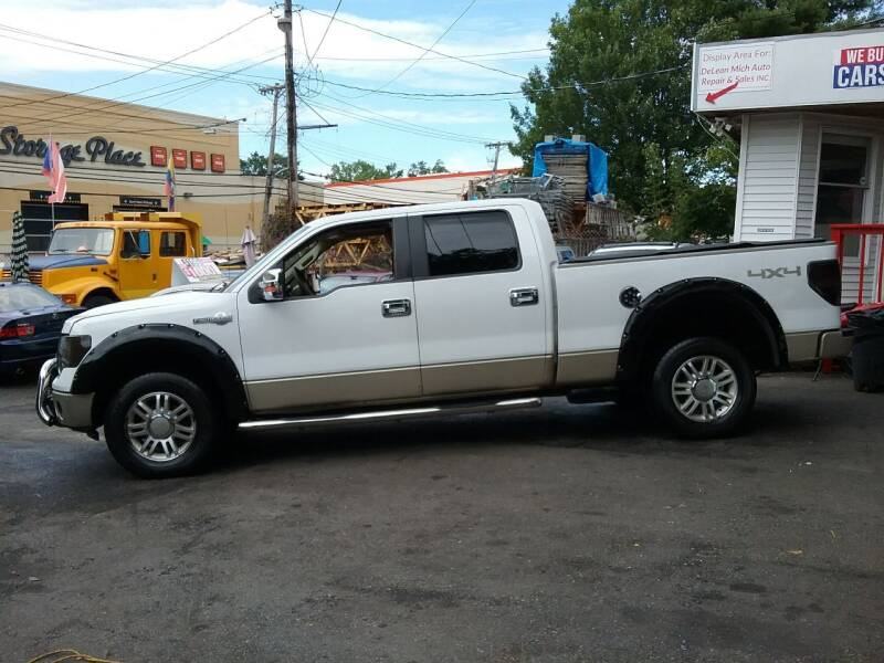 2009 Ford F-150 for sale at Drive Deleon in Yonkers NY