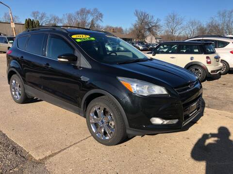 2013 Ford Escape for sale at River Motors in Portage WI