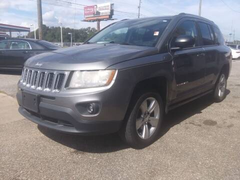 2012 Jeep Compass for sale at Best Buy Auto in Mobile AL
