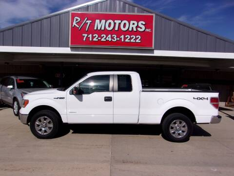 2011 Ford F-150 for sale at RT Motors Inc in Atlantic IA