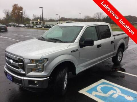 2016 Ford F-150 for sale at Austins At The Lake in Lakeview OH