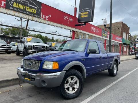 2003 Ford Ranger for sale at Manny Trucks in Chicago IL