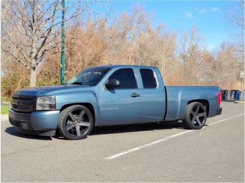 2008 Chevrolet Silverado 1500 for sale at Elite 1 Auto Sales in Kennewick WA