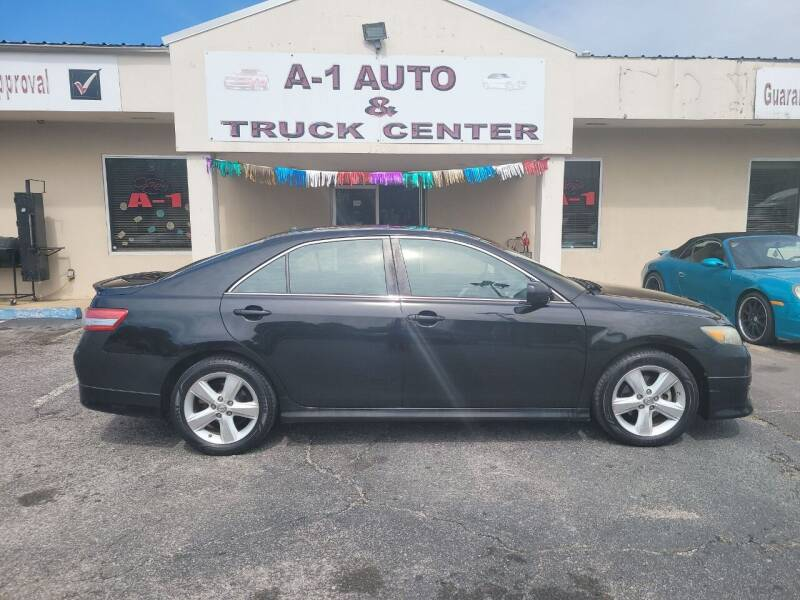 2011 Toyota Camry for sale at A-1 AUTO AND TRUCK CENTER in Memphis TN