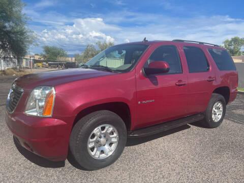 2007 GMC Yukon for sale at Tucson Auto Sales in Tucson AZ