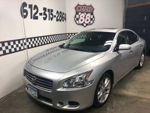 2011 Nissan Maxima for sale at MOTORS 88 in New Brighton MN