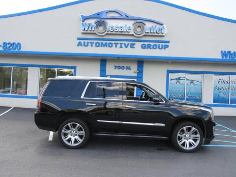 2016 Cadillac Escalade for sale at The Wholesale Outlet in Blackwood NJ