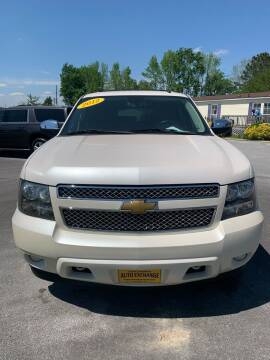 2012 Chevrolet Tahoe for sale at East Carolina Auto Exchange in Greenville NC