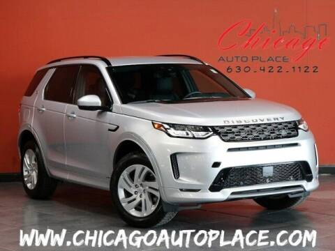 2020 Land Rover Discovery Sport for sale at Chicago Auto Place in Bensenville IL
