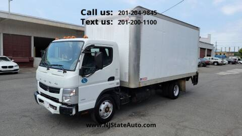 2014 Mitsubishi Fuso FEC72S for sale at NJ State Auto Used Cars in Jersey City NJ