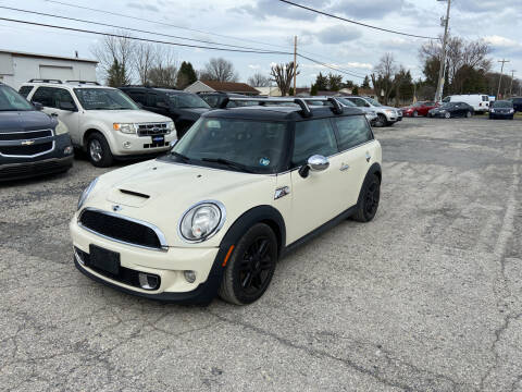 2012 MINI Cooper Clubman for sale at US5 Auto Sales in Shippensburg PA