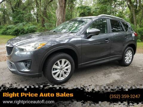 2014 Mazda CX-5 for sale at Right Price Auto Sales in Waldo FL