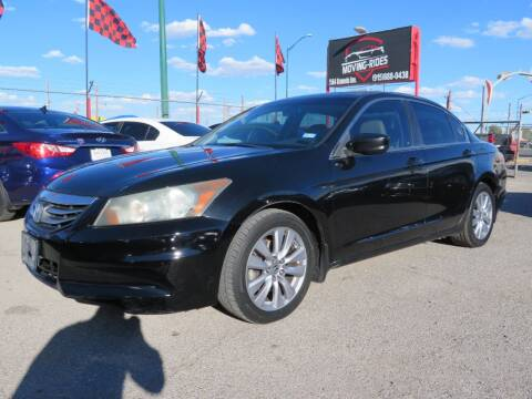 2011 Honda Accord for sale at Moving Rides in El Paso TX