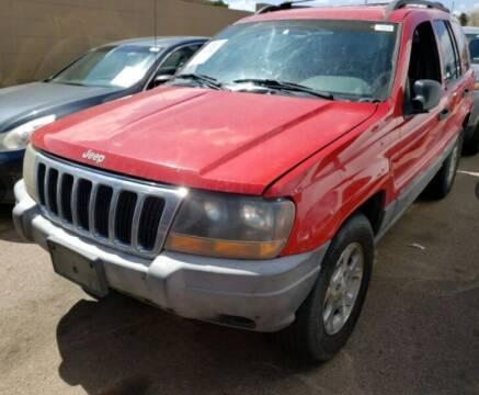 1999 Jeep Grand Cherokee for sale at JacksonvilleMotorMall.com in Jacksonville FL