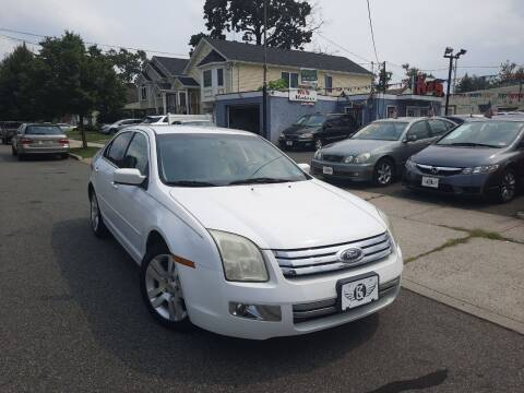 2006 Ford Fusion for sale at K & S Motors Corp in Linden NJ
