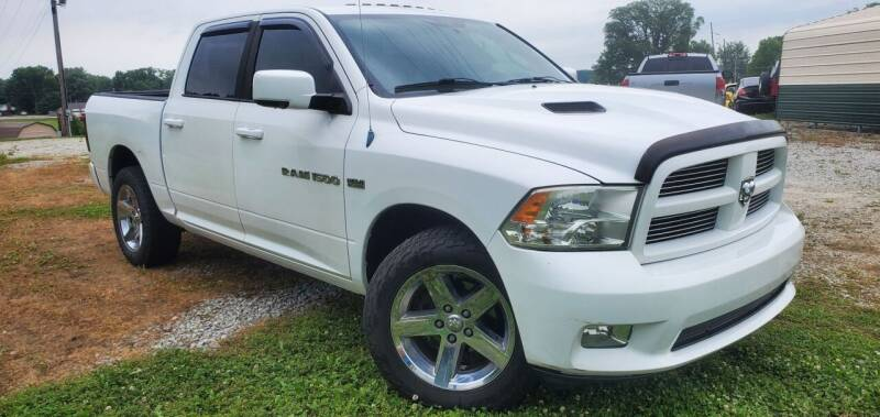 2011 RAM Ram Pickup 1500 for sale at Sinclair Auto Inc. in Pendleton IN