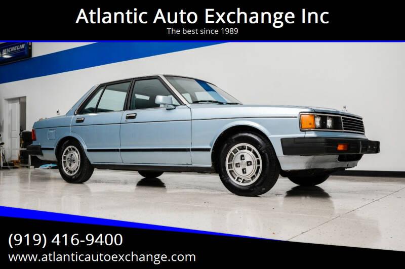 1981 Datsun 810 for sale at Atlantic Auto Exchange Inc in Durham NC