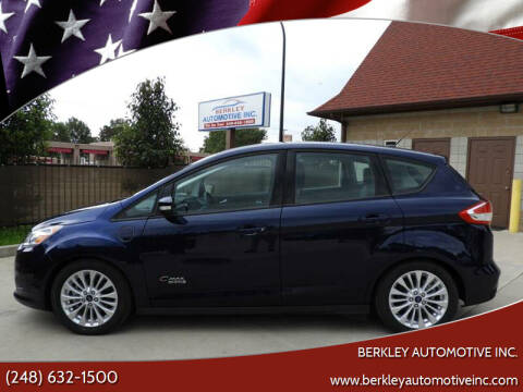 2017 Ford C-MAX Energi for sale at Berkley Automotive Inc. in Berkley MI