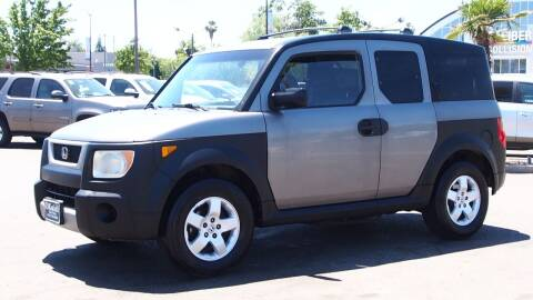2005 Honda Element for sale at Okaidi Auto Sales in Sacramento CA