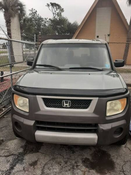 2005 Honda Element for sale at GARAGE ZERO in Jacksonville FL