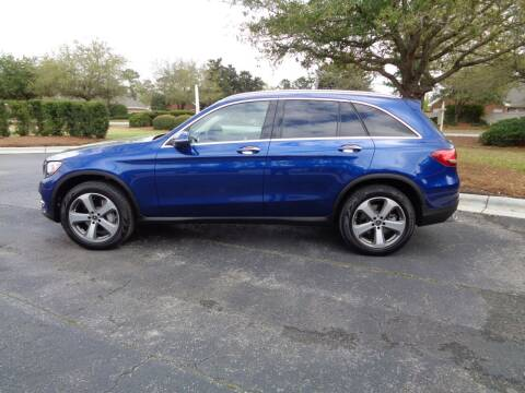 2019 Mercedes-Benz GLC for sale at BALKCUM AUTO INC in Wilmington NC