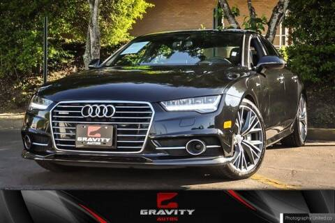 2018 Audi A7 for sale at Gravity Autos Atlanta in Atlanta GA