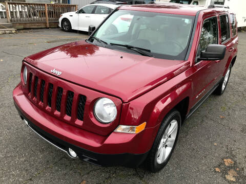 2014 Jeep Patriot for sale at Autos Cost Less LLC in Lakewood WA