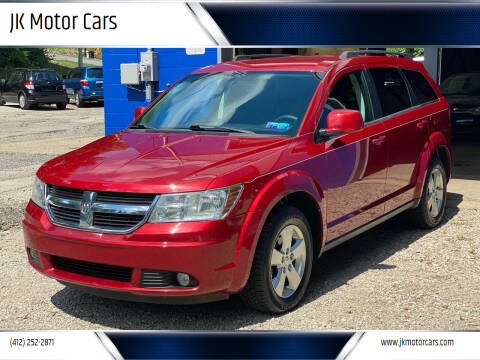 2010 Dodge Journey for sale at JK Motor Cars in Pittsburgh PA