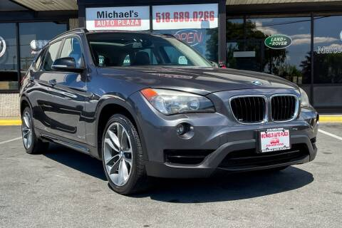 2013 BMW X1 for sale at Michael's Auto Plaza Latham in Latham NY
