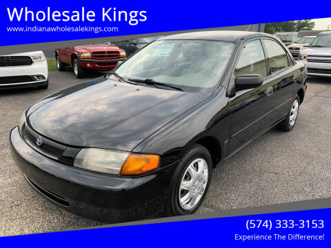 1998 Mazda Protege for sale at Wholesale Kings in Elkhart IN