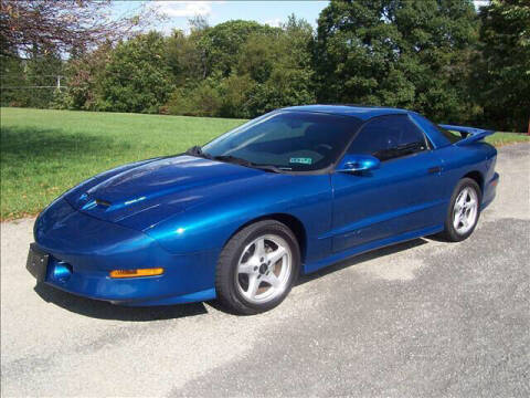 1996 Pontiac Firebird for sale at Hutchys Auto Sales & Service in Loyalhanna PA