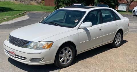 2001 Toyota Avalon for sale at Cobalt Cars in Atlanta GA