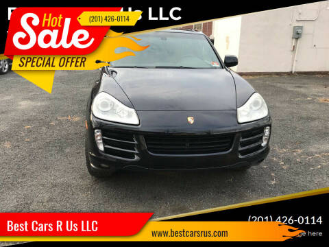2009 Porsche Cayenne for sale at Best Cars R Us LLC in Irvington NJ