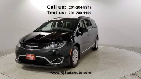 2017 Chrysler Pacifica for sale at NJ State Auto Used Cars in Jersey City NJ